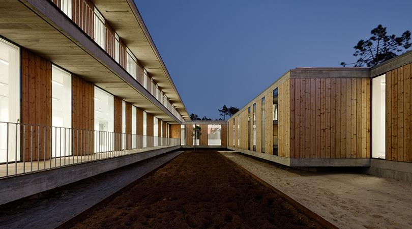 Centro escolar da gafanha da boa hora | Premis FAD 2014 | Arquitectura