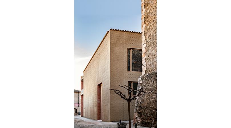 Celler clos pachem 1507 | Premis FAD 2020 | Arquitectura