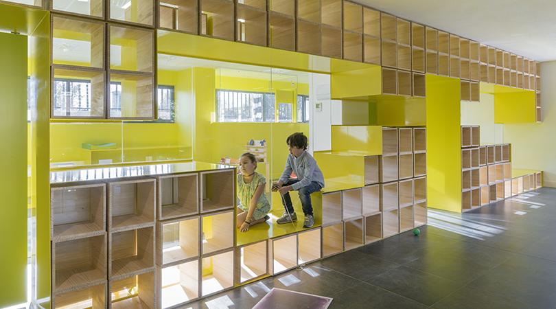 English for fun | Premis FAD 2017 | Interior design