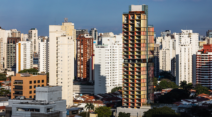 Apartamentos forma itaim, sao paulo   Premis FAD 2018   Arquitectura