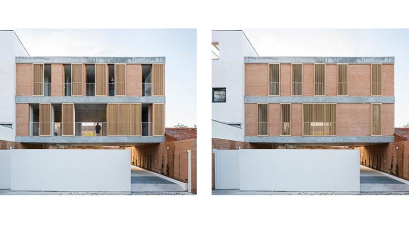 Casa sobre un patio   Premis FAD 2020   Arquitectura