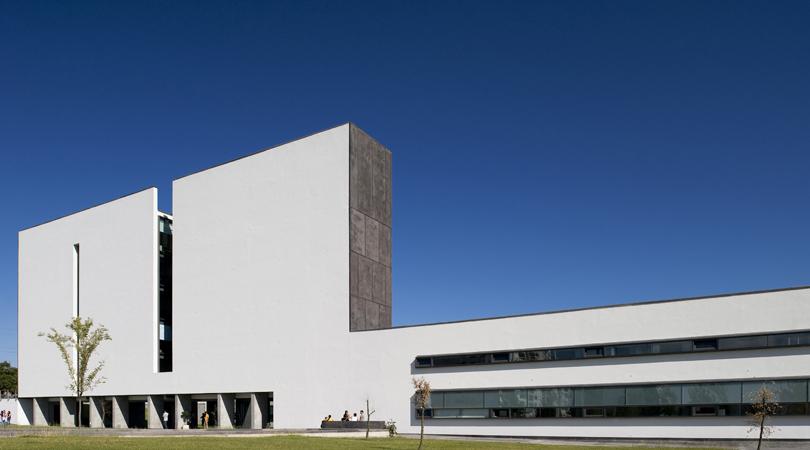 Escola superior de tecnologia - barreiro | Premis FAD 2009 | Architecture