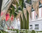 RÒMOLA. A marble-made tent in the galaxy | Premis FAD 2018 | Interior design