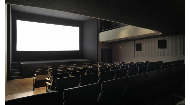 Cinema ideal | Premis FAD 2015 | Interiorisme