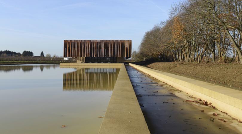Crematori de hofheide   Premis FAD 2014   Arquitectura
