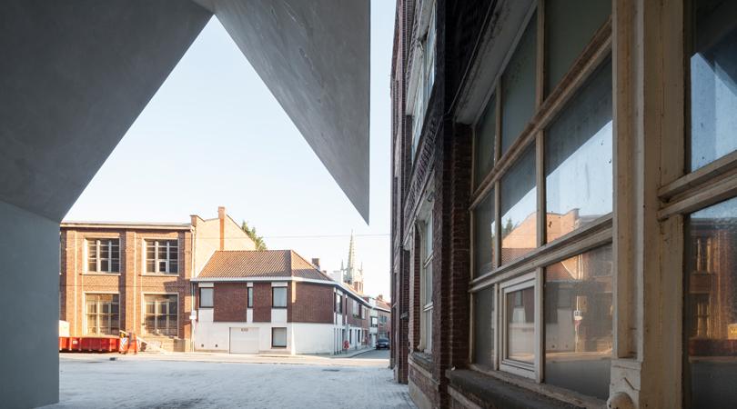 Architecture faculty of tournai   Premis FAD 2019   Arquitectura