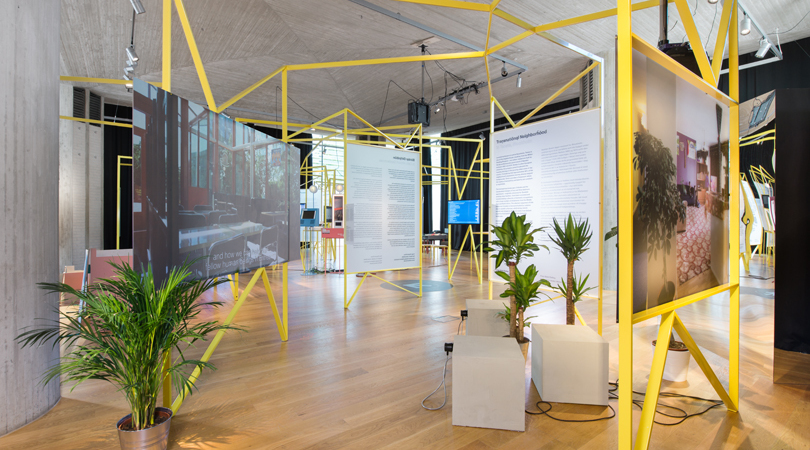"""""""oslo architecture triennale 2016. after belonging: a triennale in residence, on residence and the ways we stay in transit"""": """"in residence"""" exhibition/""""on residence"""" exhibition 