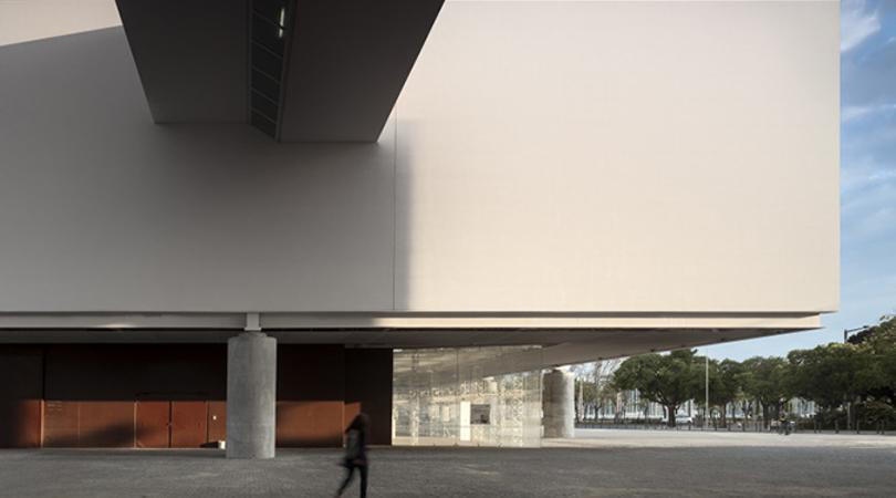 Museu nacional dos coches | Premis FAD 2016 | Arquitectura