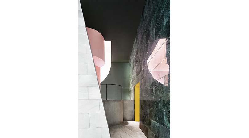 110 rooms. edifici d'habitatges a barcelona   Premis FAD 2017   Arquitectura