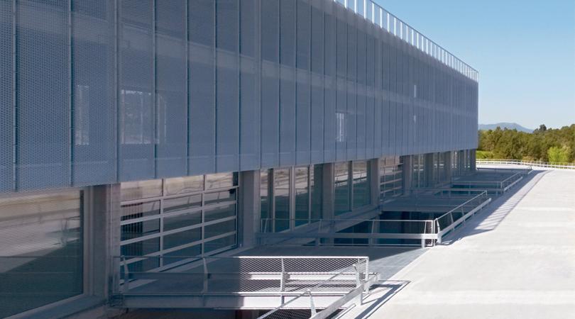Campus motor   Premis FAD 2014   Arquitectura