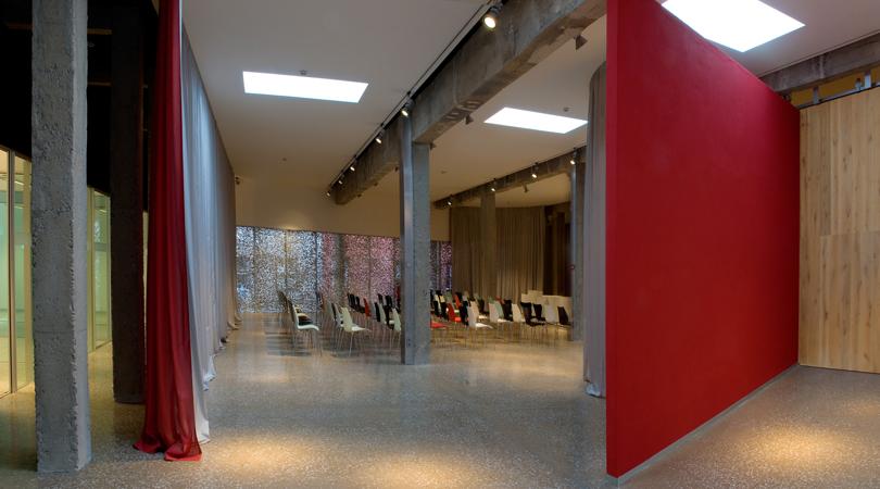 Espacio ricardo lorenzo | Premis FAD 2010 | Interiorismo