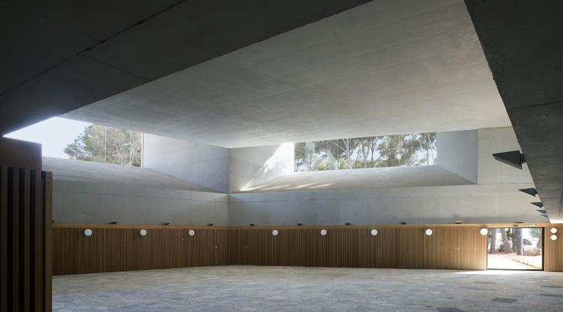 Palacio de congresos de ibiza | Premis FAD 2009 | Architecture