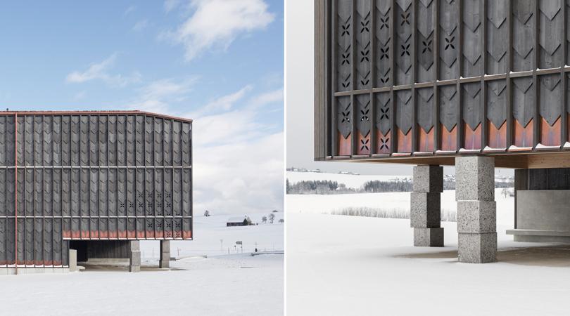 Escola a orsonnens | Premis FAD 2018 | Arquitectura