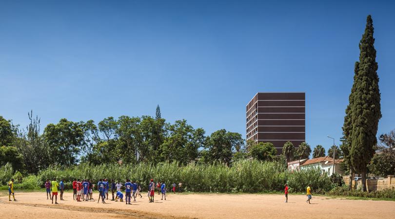 Lubango centre   Premis FAD 2017   Arquitectura