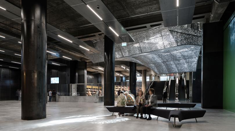 Centro cultural caixaforum sevilla | Premis FAD 2018 | Architecture