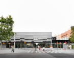 Edifici Públic Multifuncional a Sant Martí | Premis FAD  | Arquitectura