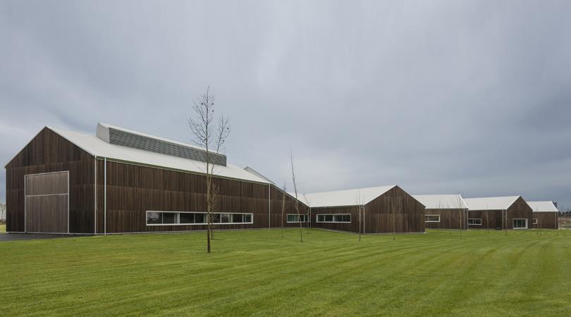 Edificio de la nueva sede de norvento | Premis FAD 2018 | Architecture