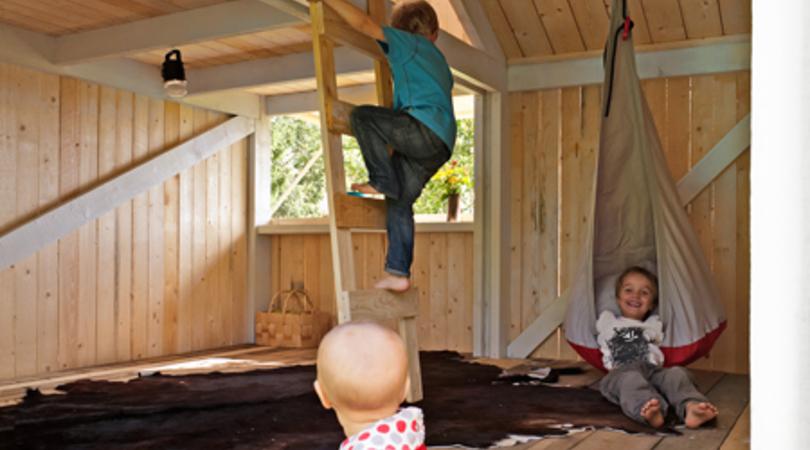 La casita / playhouse | Premis FAD 2014 | Intervenciones Efímeras