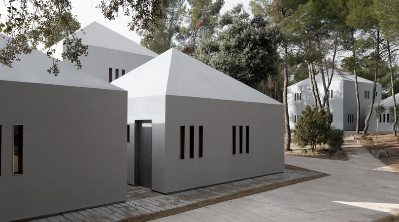 Casas de colonias viladoms. ong esplai   Premis FAD 2011   Arquitectura