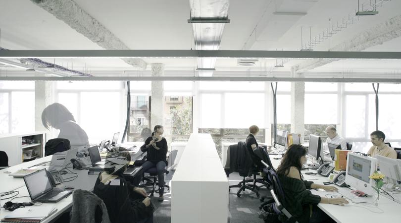 Nova seu d'oficines del grupo bpmo   Premis FAD 2009   Interior design