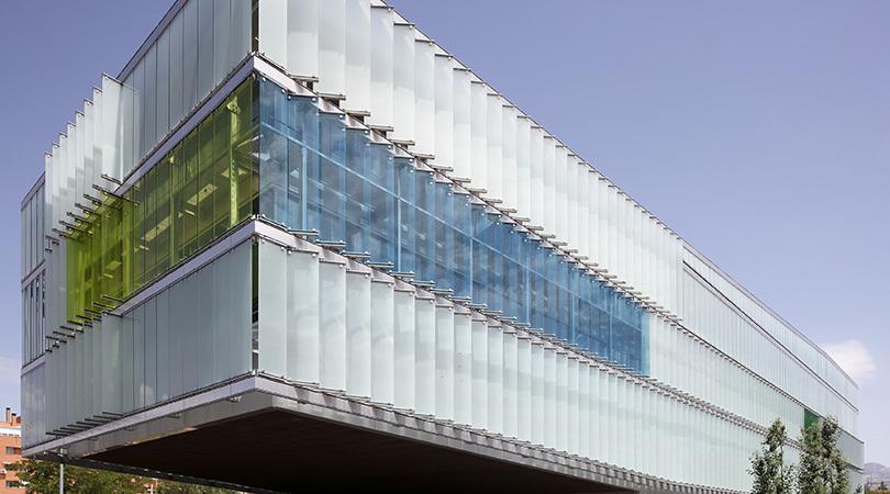 Oficinas del instituto nacional de la seguridad social en la cartuja-granada   Premis FAD 2018   Arquitectura