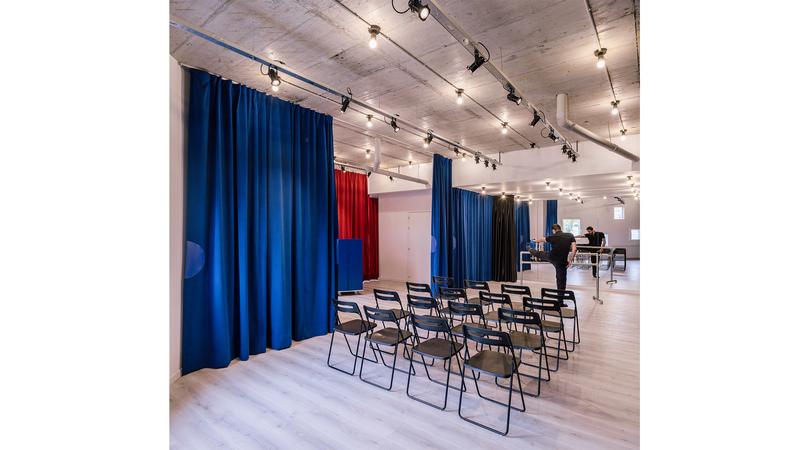 Sula: escuela de danza y teatro en las tablas. madrid | Premis FAD 2020 | Interiorisme