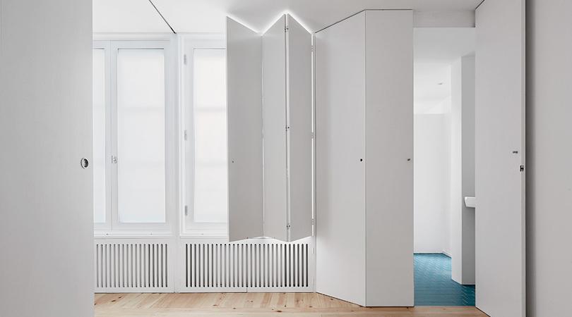 Pannecau. reforma de una vivienda | Premis FAD 2016 | Interiorisme