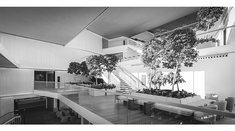 Hotel canyon ranch | Premis FAD 2017 | Architecture