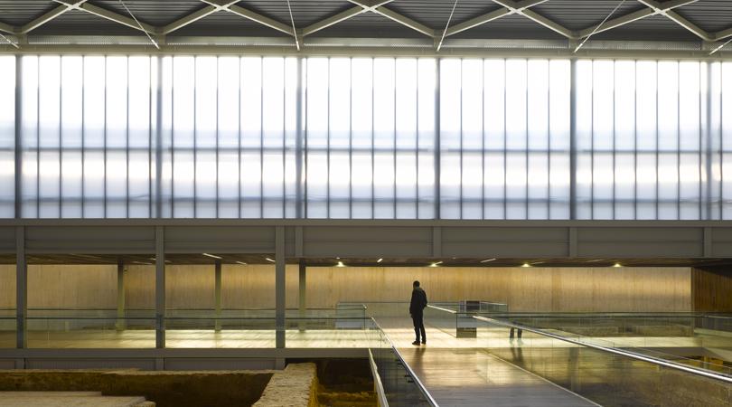 Villa romana la olmeda | Premis FAD 2010 | Arquitectura