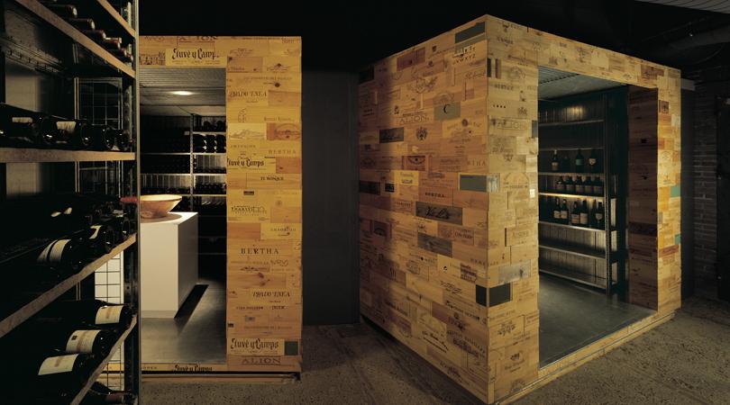 Celler de can roca | Premis FAD 2009 | Interior design