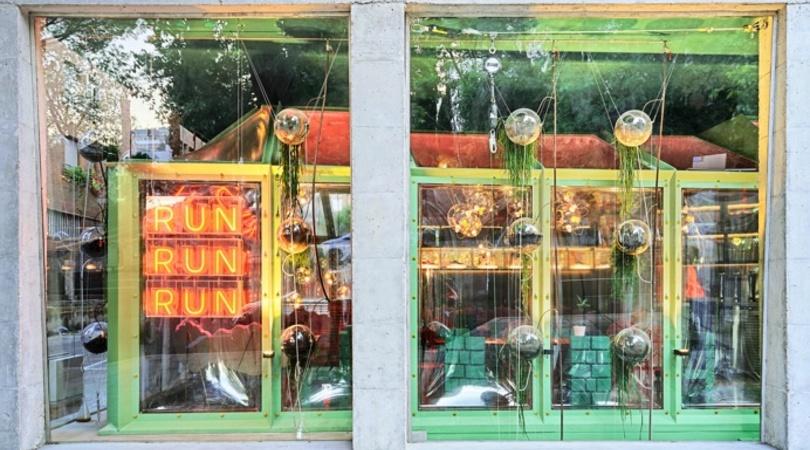 Run run run | Premis FAD 2020 | Interiorisme