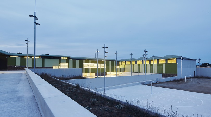 Centre penitenciari mas d'enric   Premis FAD 2013   Arquitectura