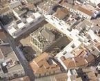EDIFICIO PERIMETRAL Y ADECUACIÓN DEL ENTORNO DEL TEMPLO ROMANO DE DIANA, MÉRIDA. | Premis FAD  | Ciutat i Paisatge