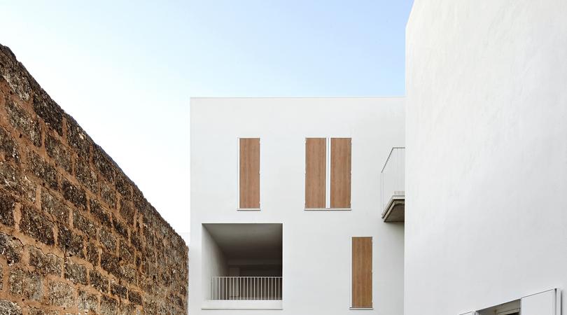 Viviendas sociales en sa pobla | Premis FAD 2013 | Arquitectura