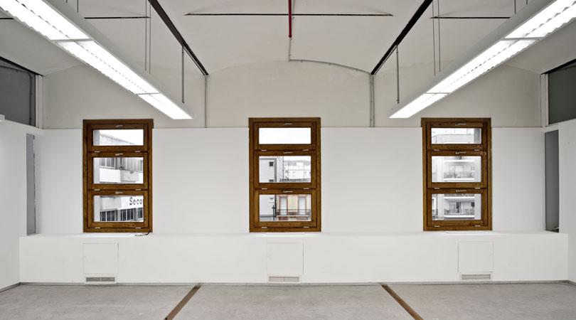 Reforma i rehabilitacio de l'antiga fabrica de can minguell(1850)   Premis FAD 2011   Interiorisme