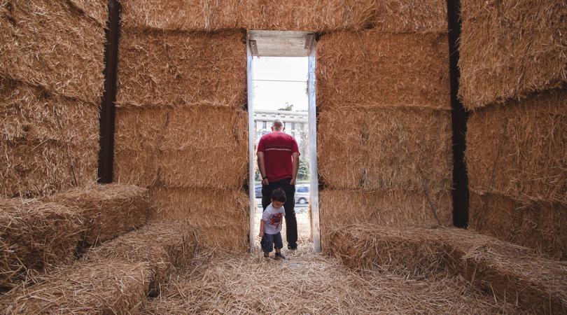 Montanha agricultural | Premis FAD 2013 | Intervencions Efímeres