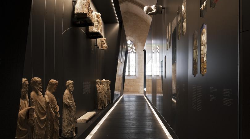 Centro interpretativo do mosteiro da batalha - adega dos frades   Premis FAD 2013   Interiorisme