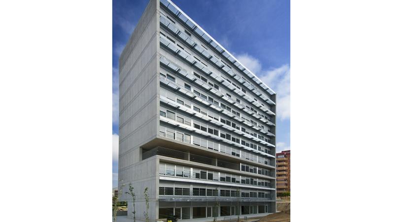 40  apartamentos tutelados para mayores en benidorm   Premis FAD 2009   Architecture