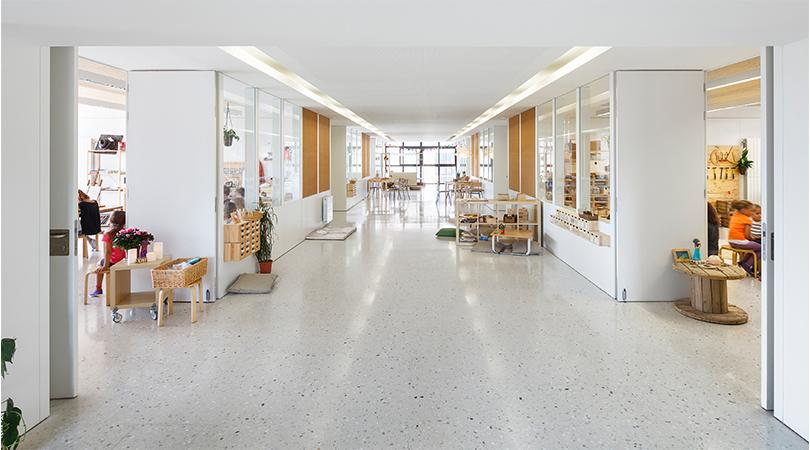 Escola dels encants   Premis FAD 2016   Arquitectura