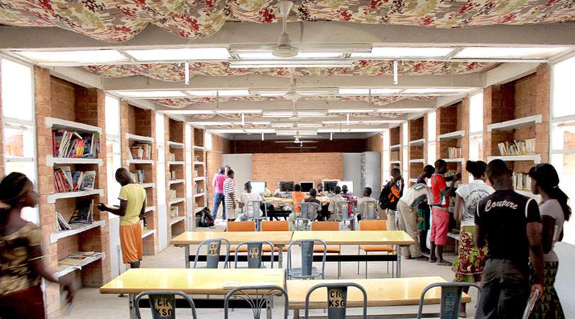Biblioteca katiou   Premis FAD 2015   Arquitectura