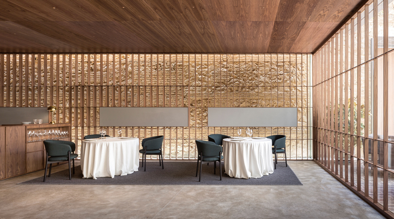 Ricard camarena restaurant   Premis FAD 2018   Interiorismo