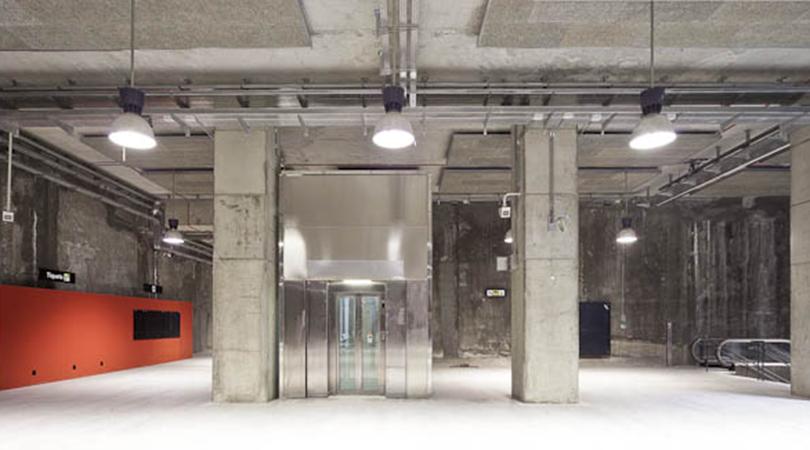3 estacions de metro de la l9 | Premis FAD 2016 | Interiorisme
