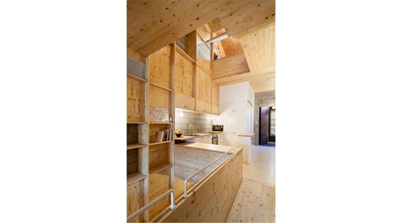 Casa entre mitgeres   Premis FAD 2015   Arquitectura