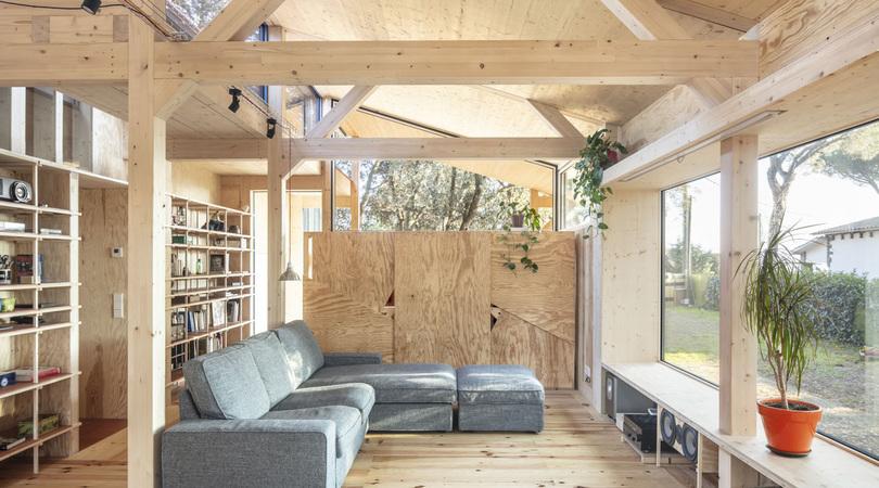 Casa bosc   Premis FAD 2020   Arquitectura