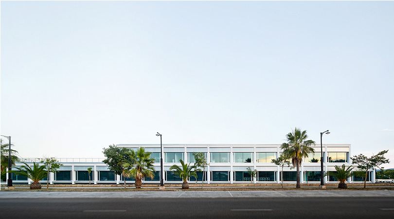 Nou centre d'estudis de postgrau de la uib   Premis FAD 2015   Arquitectura