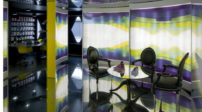 Brandspace munich | Premis FAD 2010 | Interiorismo