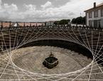 CARNET C10 - Instalação no Mosteiro da Serra do Pilar | Premis FAD  | Ephemeral Interventions