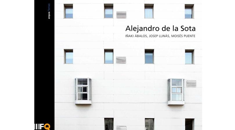 Alejandro de la sota   Premis FAD 2010   Pensamiento y Crítica