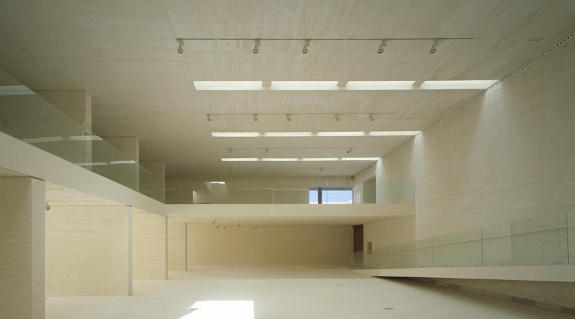 Museo y sede institucional madinat al zahra   Premis FAD 2009   Architecture