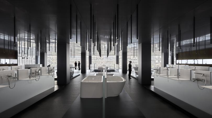 Roca barcelona gallery   Premis FAD 2010   Interiorismo